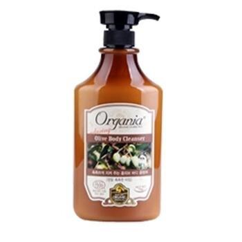 Sữa tắm thư giãn Relaxing olive body cleanser