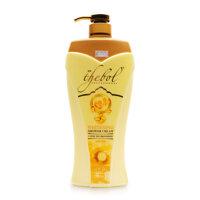 Sữa tắm tinh dầu hoa hồng vàng Thebol Whitening Shower Cream 800g