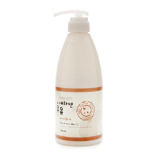 Sữa tắm trắng Welcos White Milk Body Wash 740g