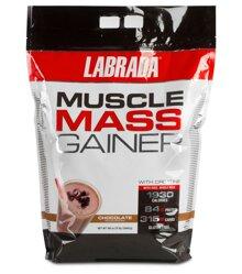Sữa tăng cân Muscle Mass Gainer 12Lbs (5.44Kg)