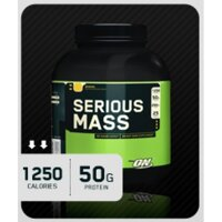 Sữa tăng cân Optimum Serious Mass 6Lbs