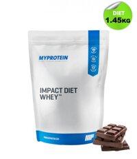 Sữa tăng cơ gIảm mỡ MyProtein Impact Diet Whey Double Chocolate 1.45kg