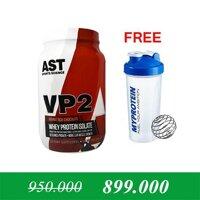 Sữa tăng cơ whey protein Isolate VP2 2Lbs (900g)