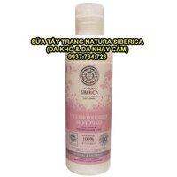 Sữa tẩy trang Natura Siberica da khô, da nhạy cảm