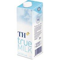 Sữa TH True Milk không đường hộp 1 lít