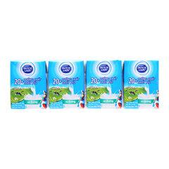 Sữa tiệt trùng Dutch Lady có đường lốc 4 hộp x 110ml