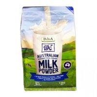 Sữa tươi dạng bột nguyên kem DJ&A của Úc - 1.5kg
