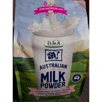 Sữa tươi dạng bột tách béo DJ&A của Úc - 1.5kg