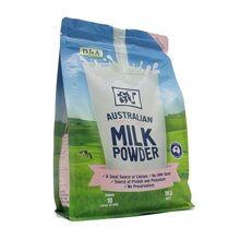 Sữa tươi dạng bột tách kem DJ&A của Úc - 1kg