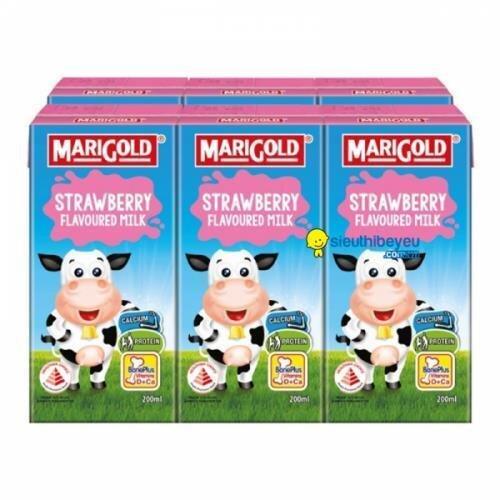 Sữa tươi Marigold 200ml