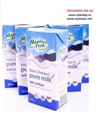 Sữa tươi Meadow Fresh pure milk full cream (nguyên kem) - 1L