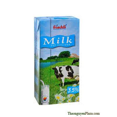 Sữa tươi nguyên kem Frischli Full Cream UHT Milk hộp 1L