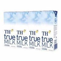Sữa tươi TH True Milk có đường 180ml x 48 hộp