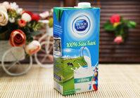 Sữa tươi tiệt trùng Dutch Lady có đường hộp 1l