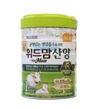 Sữa With Mom số 1 750g (0 - 6 tháng)