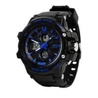 Đồng hồ bé trai dây nhựa Skmei 0990L
