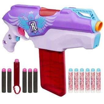 Súng đồ chơi Nerf Rebelle Rapid Red Blaster