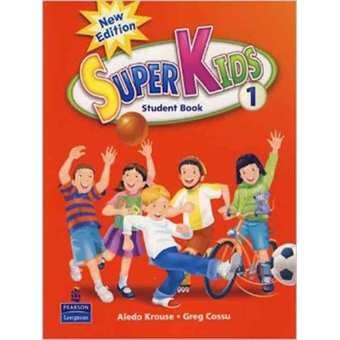 Superkids 1 Student book