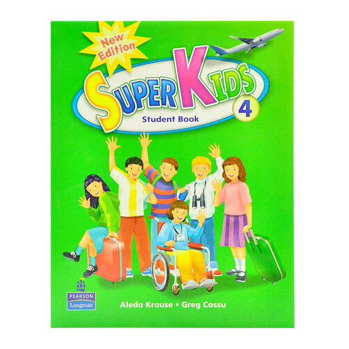 Superkids 4: Student Book