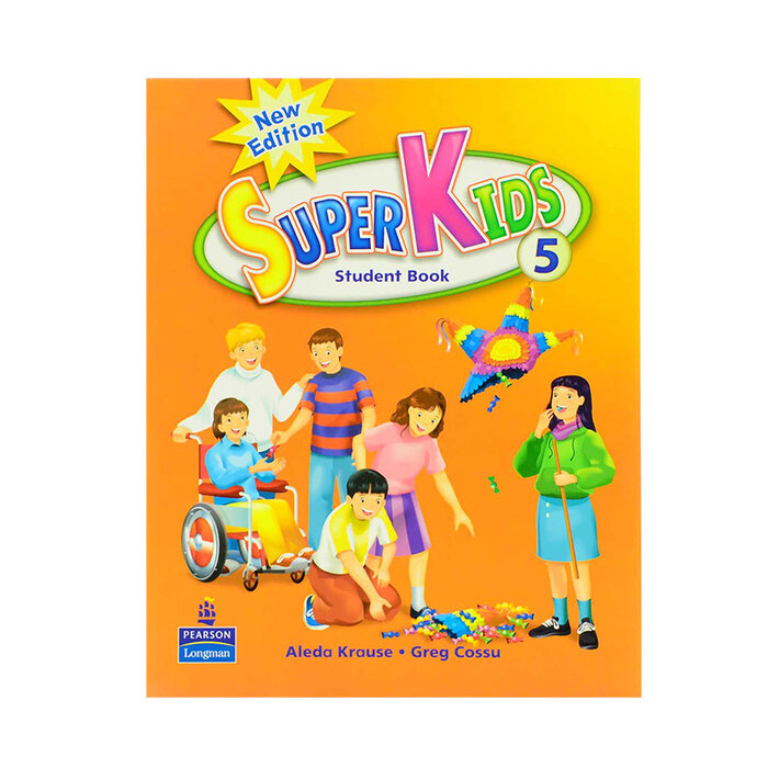 Superkids 5: Student Book