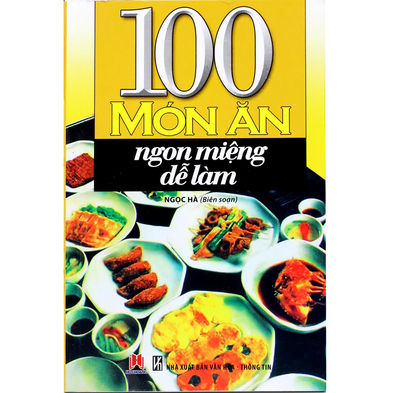 100 Món ăn dễ làm - Quỳnh Hương