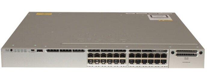 Switch Cisco Catalyst WS-C3850-24T-S - 24 ports