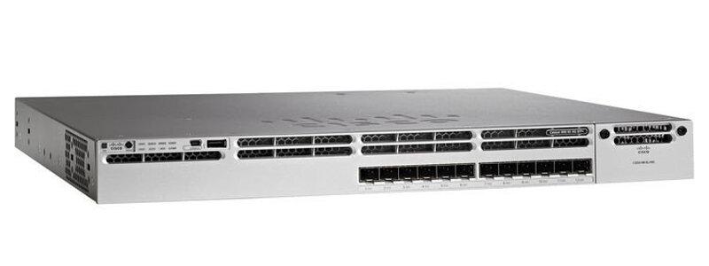 Switch Cisco Catalyst WS-C3850-24PW-S -24 ports