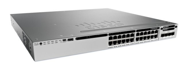 Switch Cisco Catalyst WS-C3850-24XS-S - 24 ports