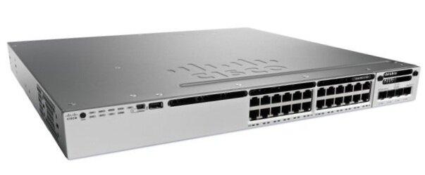 Switch Cisco Catalyst WS-C3850-24P-E - 24 ports