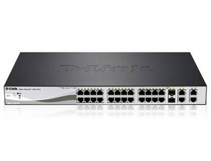 Switch D-Link DES-1210-28 24 Port
