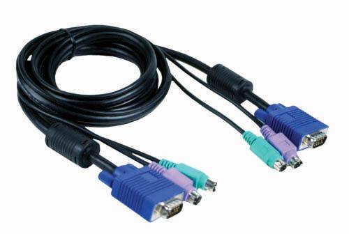 Switch D-Link DKVM-403 - Cáp KVM