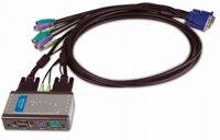 Switch D-Link KVM-121 2 Port