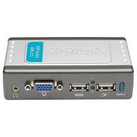 Switch D-Link KVM-221 2 Port