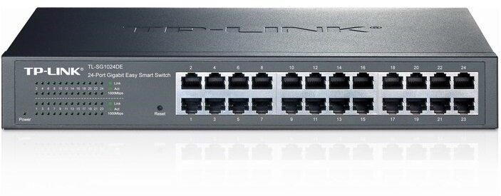 Switch Gigabit TPLINK TL-SG1024DE, 24 cổng