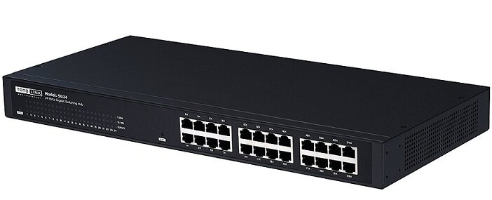 Switch TotoLink SG24 - 24 port