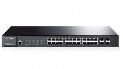 Switch TPLink TL-SG3424 - 24-port, Pure-Gigabit L2 Managed