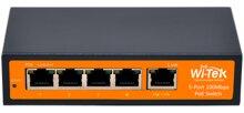 Switch Witek WI-MS305G - 5 port