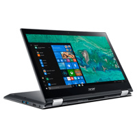 Laptop Acer Spin 3 SP314-51-57RM NX.GUWSV.004 - Intel core i5, 4GB RAM, HDD 1TB, Intel HD Graphics 620, 14 inch