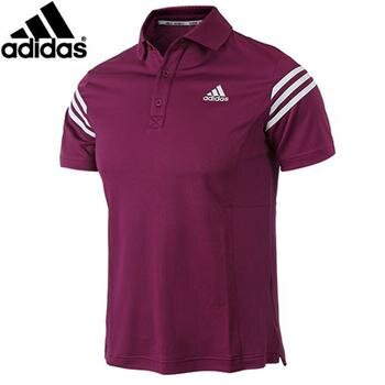 T-shirt thể thao nam ADIDAS CLIMACOOL POLO (Violet)