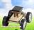 Xe ôtô tự lắp ghép chạy bằng năng lượng mặt trời OT20