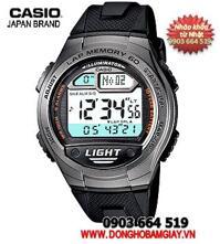 Đồng hồ điện tử Casio W-734-1AV