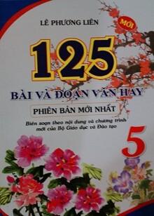 125 Bài Và Đoạn Văn Hay Lớp 5