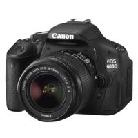 Máy ảnh Canon 600D (T3i / Kiss X5) Body