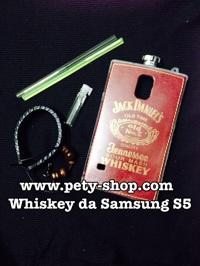 Ốp Jennessee Whiskey da Samsung S5