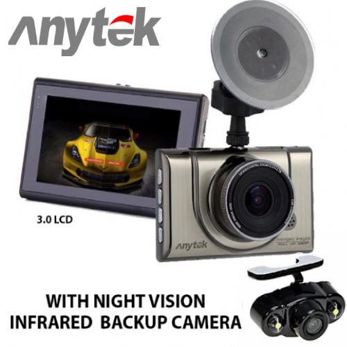 Camera hành trình Anytek A100H