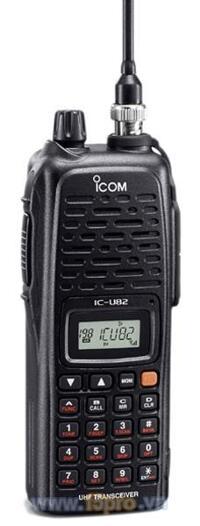 Bộ đàm ICOM UHF IC-U82 #23D01