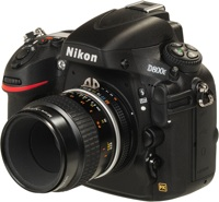 Máy ảnh DSLR Nikon D800E Body - 36.3 MP