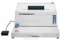 Máy đóng tài liệu gáy xoắn cuộn Silicon BM-PC2000BA