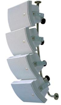 Loa TOA BS-1030W - Loa mặt hình cung 30W