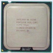 Bộ vi xử lý - CPU Intel Pentium E5300 - 2.6 GHz - 2MB cache